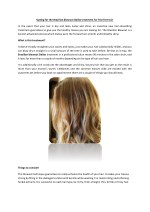 opting for the brazilian blowout dallas treatment