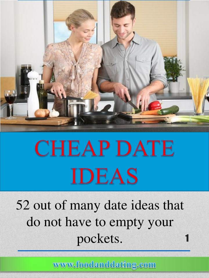 52 out of many date ideas that do not have n.