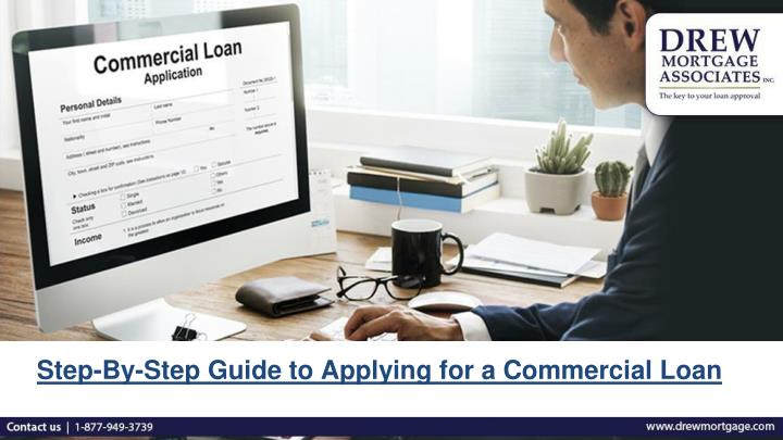 step by step guide to applying for a commercial n.