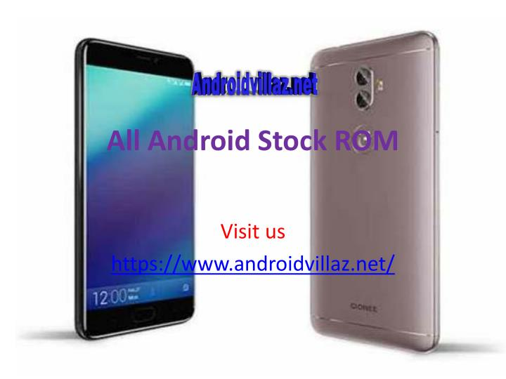 all android stock rom n.