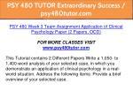 psy 480 tutor extraordinary success psy480tutor 1