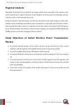 wireless power transmission market research 5