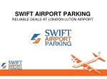 swift airport parking reliable deals at london