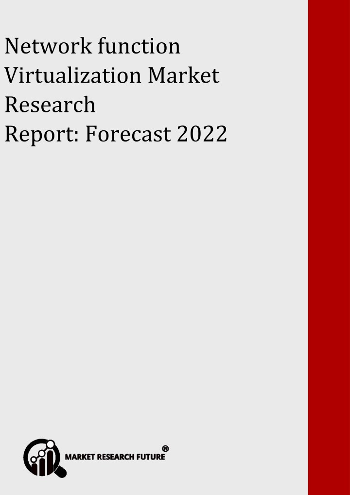 network function virtualization market research n.