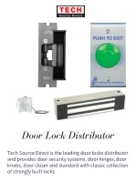 door lock distributor