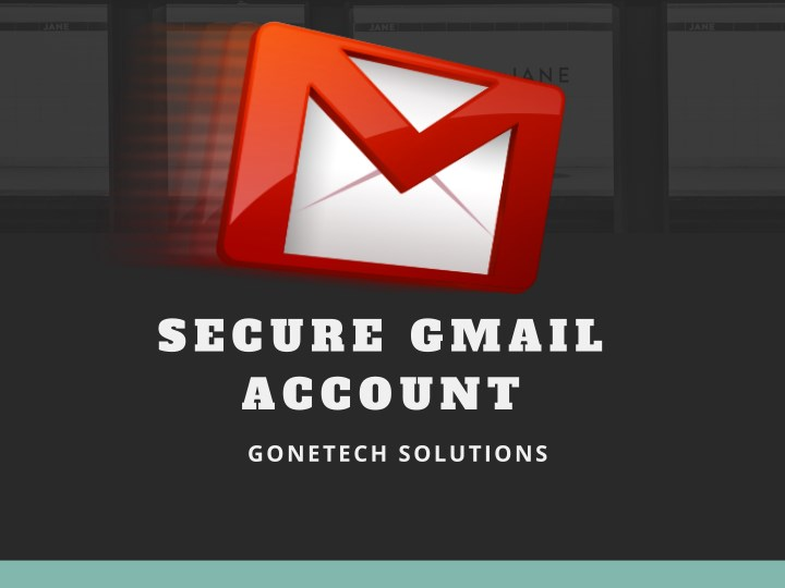 secure gmail account n.