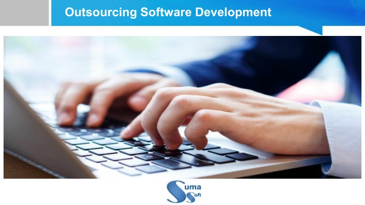 outsourcing software development n.
