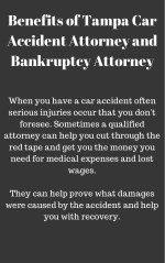 benefits of tampa car accident attorney
