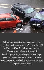 when auto accidents cause serious injuries