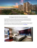 visit singapore show flat to own the best