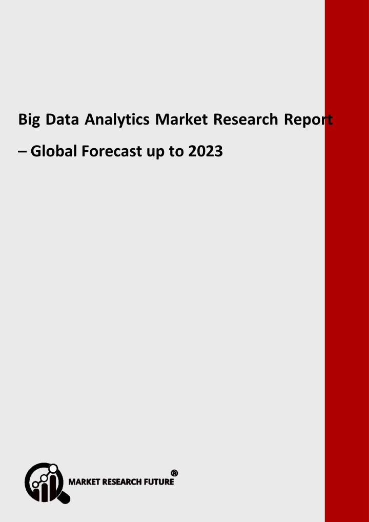 big data analytics market research report global n.