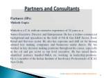 partners ips mukesh gupta