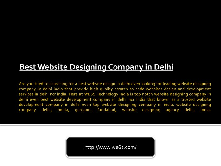 best website designing company in delhi n.