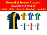konveksi jersey custom wa 085 719 5151 86 futsal 3