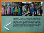 the dandy lion preschool was established in 1981