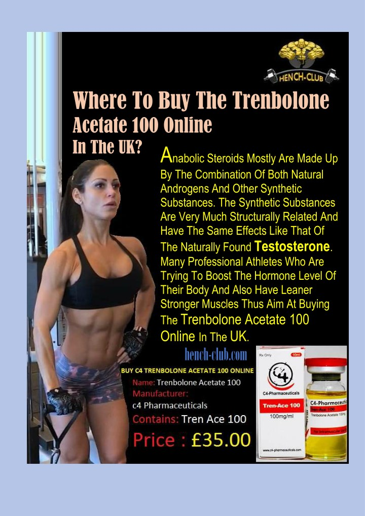 where to buy the trenbolone acetate 100 online n.