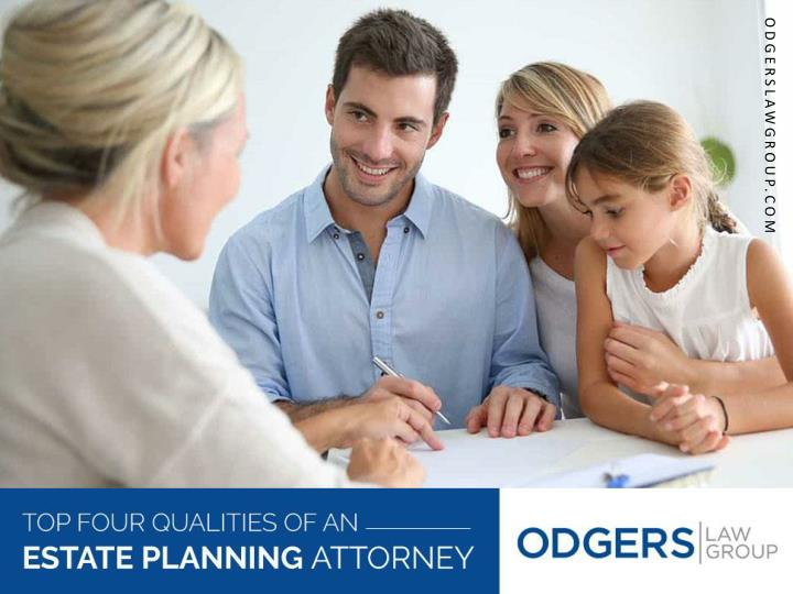 top four qualities of an estate planning attorney n.