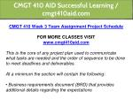 cmgt 410 aid successful learning cmgt410aid com 12