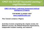 cmgt 556 outlet successful learning cmgt556outlet 2