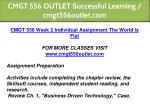 cmgt 556 outlet successful learning cmgt556outlet 3