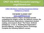cmgt 556 nerd successful learning cmgt556nerd com 2