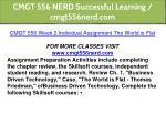 cmgt 556 nerd successful learning cmgt556nerd com 3