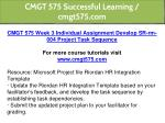 cmgt 575 successful learning cmgt575 com 11