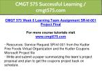 cmgt 575 successful learning cmgt575 com 23
