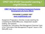cmgt 582 study successful learning cmgt582study 10