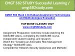 cmgt 582 study successful learning cmgt582study 6