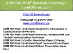 com 100 mart successful learning com100mart com 1