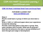 com 100 mart successful learning com100mart com 5
