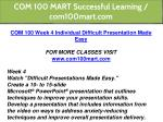 com 100 mart successful learning com100mart com 7