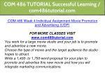 com 486 tutorial successful learning 5