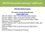 crj 201 successful learning crj201 com 1