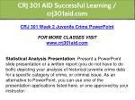 crj 301 aid successful learning crj301aid com 7
