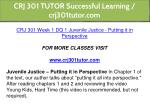 crj 301 tutor successful learning crj301tutor com 2