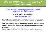eco 372 tutor successful learning eco372tutor com 13