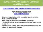 eco 372 tutor successful learning eco372tutor com 19