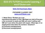 eco 372 tutor successful learning eco372tutor com 2
