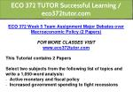 eco 372 tutor successful learning eco372tutor com 30