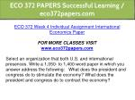 eco 372 papers successful learning eco372papers 24