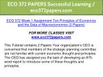 eco 372 papers successful learning eco372papers 4