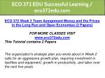 eco 372 edu successful learning eco372edu com 20
