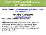 eco 372 edu successful learning eco372edu com 26