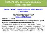 eco 372 edu successful learning eco372edu com 29