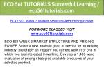 eco 561 tutorials successful learning 19
