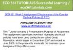 eco 561 tutorials successful learning 26