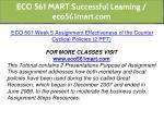 eco 561 mart successful learning eco561mart com 26