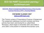eco 561 mart successful learning eco561mart com 27